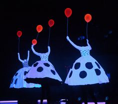 Onstage - CentrePort Illumination Illusion Section.  2011 Brancott Estate WOW Awards Show®