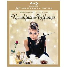Gotta have the Breakfast at Tiffany's movie playing on mute in the background, while other era instrumental music plays