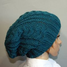 Items similar to Hand knitted ladies slouchy beanie. A lovely hat available in many colours. on Etsy Knit Crochet, Crochet Hats, Slouchy Beanie, Great Hair, Hand Knitting, Knitted Hats, Winter Hats, Hands, Colours