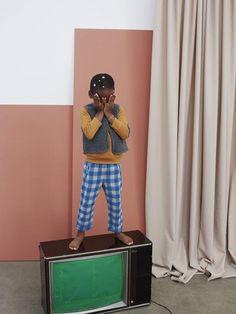 SERIE MODE IN FRANCE 2016   MilK - Le magazine de mode enfant. Photo et film : Anaïs Kugel assistée de Thomas Bertrand. Style : Mélanie Hoepffner, assistée d'Agathe Tembremande.