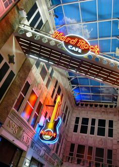 Hard Rock Cafe Manchester. #hardrock #england