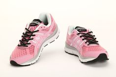Asics Gel Quik 33 # womens sneakers # running shoes 2013(great with breast cancer outfits)