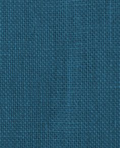 """52"""" Promo Burlap Caribbean Blue 
