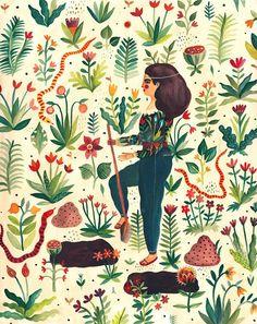 Aitch Bucharest Illustration