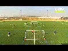 Uefa Training Ground: Short Game 3 - YouTube
