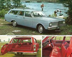 1966 Ford Falcon Station Wagon