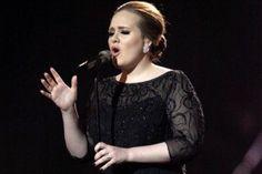 Adele - she totally rocks!