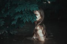 5 Creative Portrait Ideas from the Intense Work of Alessio Albi