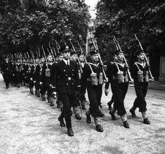 Polish sailors in UK 1943