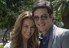 Félix e Paloma se unem para salvar César. Médico desconfia de Aline pela primeira vez! | vanessa_barreto - Yahoo TV