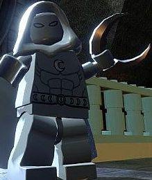 Lego Marvel Superheroes Moon Knight