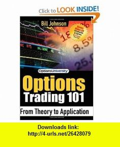 Options trading 101 bill johnson pdf
