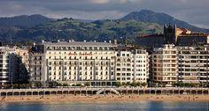 HOTEL DE LONDRES - SAN SEBASTIAN, SPAIN