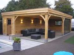 Whilst ancient with principle, the pergola has become having a bit of a modern-day rebirth Backyard Pavilion, Backyard Buildings, Backyard Studio, Backyard Gazebo, Backyard Sheds, Backyard Patio Designs, Modern Gazebo, Modern Backyard, Small Garden Landscape
