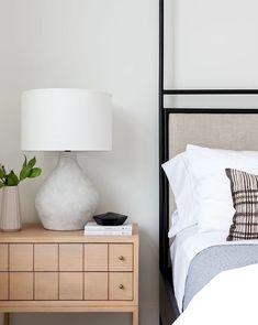 Bedroom Lamps, Bedroom Decor, Master Bedroom, Bedroom Inspo, Bed Lamps, Bedroom Lighting, Master Suite, Bedroom Furniture, Bedroom Ideas