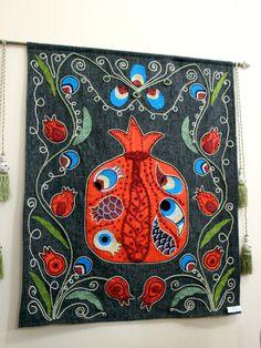 Crimean Tatars embroidery