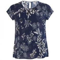Poetry Rebecca Print Pop-Over Mikey, Beautiful Outfits, Bath And Body, Wide Leg, Floral Tops, Men Casual, Footwear, Legs, Clothes For Women