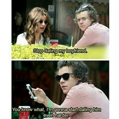my fav thing of all time One Direction Humor, One Direction Pictures, I Love One Direction, Larry Stylinson, Great Love Stories, Love Story, Larry Shippers, Harry 1d, Mutual Respect