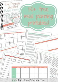 Ready to be more intentional and organized when it comes to meal planning? The CHK Seasonal Meal Planner is an all-in-one custamizable seasonal meal planner to help plan meals while focusing on your family's traditions! Free Meal Planner, Meal Planning Printable, Printable Planner, Free Printables, Recipe Organization, Planner Organization, Organizing Life, Planning Budget, Menu Planning