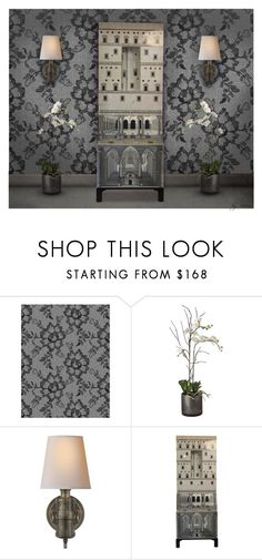 """""""Trumeau Architettura"""" by xiandrina ❤ liked on Polyvore featuring interior, interiors, interior design, home, home decor, interior decorating, Tempaper, Sia, Fornasetti and changeitup"""
