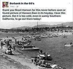 Burbank in the 60's