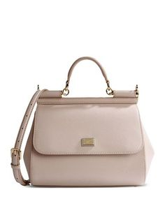 Dolce Gabbana Medium Leather Bag Women - thecorner.com - The luxury online boutique devoted to creating distinctive style