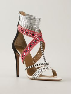 Aquazzura 'the Queen' Sandals - Al Duca D'aosta - Farfetch.com