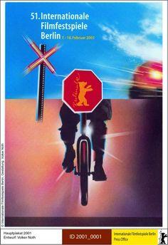 2001. Berlin Film Festival, Cinema, Festival Posters, Press Photo, International Film Festival, Festival Internacional, Movies, Movie Posters, Movie