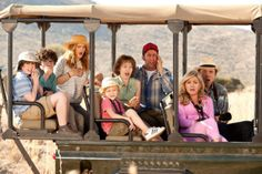 Top Blended Families in Film - Families that are forced together, stay together. Or maybe not. In films, mixed families rarely come together smoothly, and none more so than Drew Barrymore and Adam Sandler's respective families in n