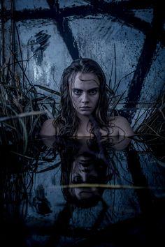 Cara Delevingne as June Moone/Enchantress in 'Suicide Squad'