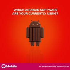 Android KitKat was the first branded name of an Android software. It smart, simple and yours truly.  Get a closer glimpse: http://www.android.com/versions/kit-kat-4-4/