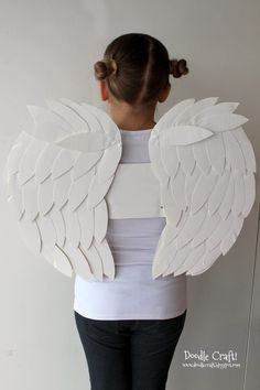 Duck Tape® Cupid Wings for Valentine's Day!