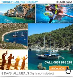 8 Day Turkey Sailing Tour