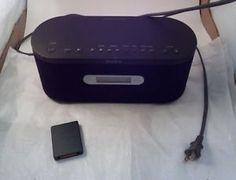 Sony-S-Air-Wireless-Speaker-System-AIR-SA10-Sold-As-is