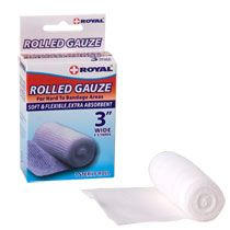 $1.00 Royal Sterile Rolled Gauze at DollarTree.com