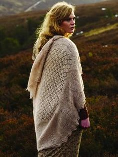 This isn't beginner knitting, but worth the work. Free Pattern