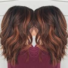 Image result for shoulder length hairstyles for thick coarse hair