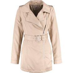 Anna Field Krótki płaszcz beige