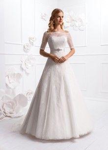 Suknia ślubna Model E-3027T + BL-188 Elizabeth Passion