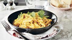 Nopea kanapasta on arkiruokaa parhaimmillaan. Täyteläistä makua pasta saa…