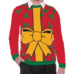 Ugly Christmas Sweater - Gift available at uglyteams.com