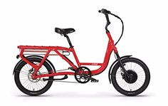 Special Offers - Juiced Riders U500 V3 Electric Utility Bicycle (Red 15Ah) - In stock & Free Shipping. You can save more money! Check It (July 03 2016 at 01:47PM) >> http://cruiserbikeswm.net/juiced-riders-u500-v3-electric-utility-bicycle-red-15ah/