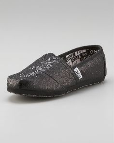 TOMS Shoes - Glitter