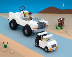 50 LEGO State Dioramas Take You on the Ultimate Road Trip
