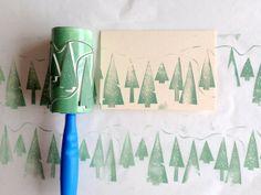 "Crear un segell a partir d'un respall ""recogepelusa"" amb DIY"