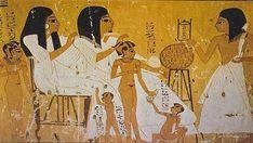 What Was Ancient Egyptian Hygiene Like? Egyptian Women, Ancient Egyptian Art, Egyptian Era, Ancient Greece, Ancient Egypt Civilization, Dark Eye Makeup, Fleas, Sicily, Archaeology