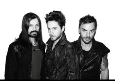 Thirty Seconds to Mars <3 I love everything they stand for.  I wish the whole world could live by the message they share in their music.