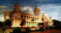 This shimmering white palace -- the Lalitha Mahal Palace is a must visit when in Mysore.   #India #Mysore #Bangalore #LalithaMahalPalace #architecture #royal #hotel #palace #travel #trip #tour #usa #yolo #UCLA