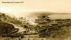 San Antonio, Cartagena y Llolleo San Antonio, Paris Skyline, Puerto Natales, Train, Memories, Cartagena, Panama Canal, History, Memoirs