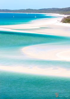 Whitsunday Islands - visit our blog to see 12 of the best islands in Australia for a getaway.